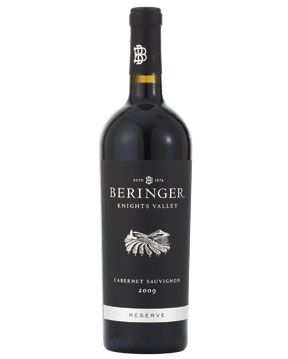 Beringer Red KV Cab