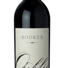 Booker Vineyard 2013 Oublie