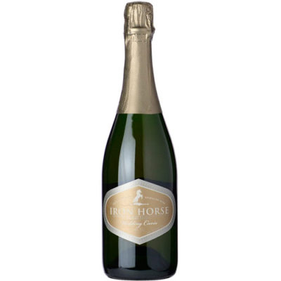 Iron Horse 2012 Wedding Cuvee Sparkling