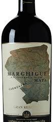 Marchigue Mapa 2018 Carmenere Grand Reserva
