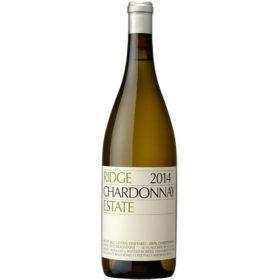 Ridge Vineyards 2014 Estate Chardonnay