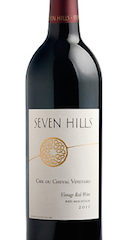Seven Hills 2013 Ciel du Cheval Vineyard