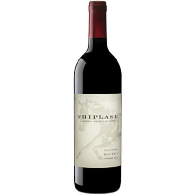 Whiplash 2014 Red Wine