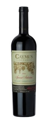 caymus special_cab