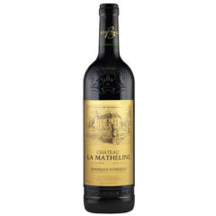 Chateau La Matheline 2010 Bordeaux Blend