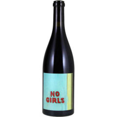 No Girls 2011 Syrah