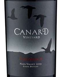 Canard Vineyard Throwback