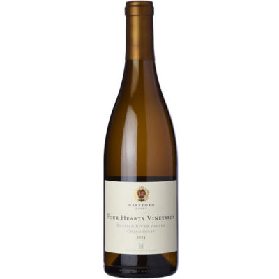 Hartford Court 2014 Chardonnay Four Hearts Vineyard