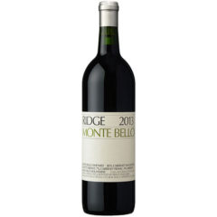 Ridge 2013 Monte Bello
