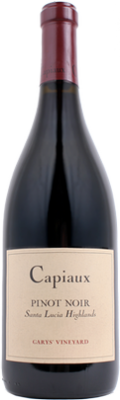 Capiaux Cellars 2014 Pinot Noir Gary's Vineyard