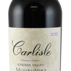 Carlisle 2012 Mourvedre Bedrock Vineyard