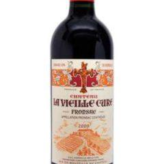 Chateau La Vieille Cure 2010 Bordeaux Blend Fronsac