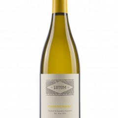Lutum 2014 Chardonnay Gap's Crown Vineyard