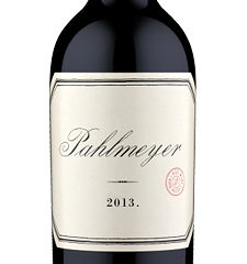 Pahlmeyer 2013 Proprietary Red Wine