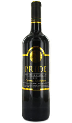 Pride Mountain Vineyards 2012 Cabernet Sauvignon