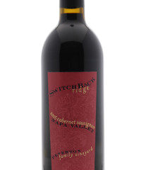 Switchback Ridge 2012 Merlot Peterson Family Vineyard
