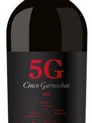 2014 Torres 5G Cinco Garnachas, Campo de Borja (2)
