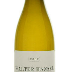 Walter Hansel Winery • Chardonnay Cahill Lane