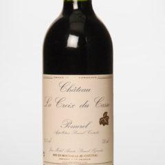 CHÂTEAU LA CROIX DU CASSE 1998 Pomerol