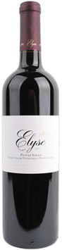 Elyse Winery York Creek Vineyard Petite Sirah
