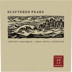 scattered peaks
